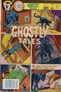 Cover Thumbnail for Ghostly Tales (Charlton, 1966 series) #160