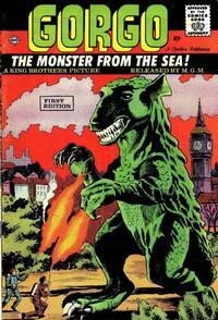 Cover Thumbnail for Gorgo (Charlton, 1961 series) #1