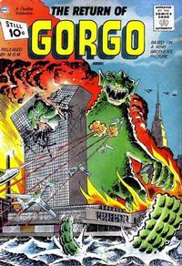 Cover Thumbnail for Gorgo (Charlton, 1961 series) #2