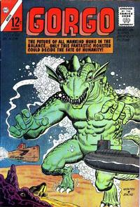 Cover Thumbnail for Gorgo (Charlton, 1961 series) #14
