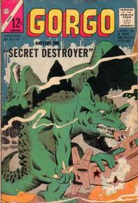 Cover Thumbnail for Gorgo (Charlton, 1961 series) #17
