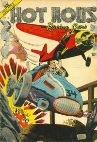 Cover Thumbnail for Hot Rods and Racing Cars (Charlton, 1951 series) #13