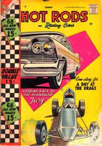 Cover Thumbnail for Hot Rods and Racing Cars (Charlton, 1951 series) #34