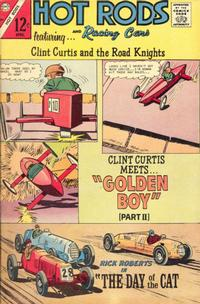 Cover Thumbnail for Hot Rods and Racing Cars (Charlton, 1951 series) #84
