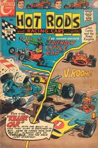 Cover Thumbnail for Hot Rods and Racing Cars (Charlton, 1951 series) #94