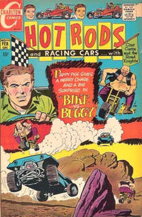 Cover Thumbnail for Hot Rods and Racing Cars (Charlton, 1951 series) #100