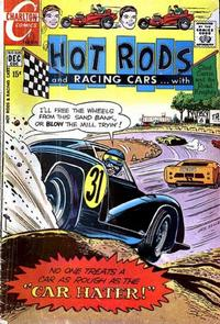 Cover Thumbnail for Hot Rods and Racing Cars (Charlton, 1951 series) #105