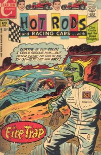 Cover Thumbnail for Hot Rods and Racing Cars (Charlton, 1951 series) #107