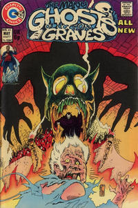 Cover Thumbnail for The Many Ghosts of Dr. Graves (Charlton, 1967 series) #45
