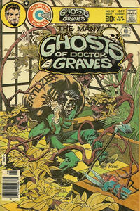 Cover Thumbnail for The Many Ghosts of Dr. Graves (Charlton, 1967 series) #59