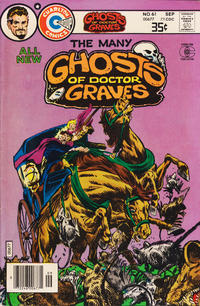 Cover Thumbnail for The Many Ghosts of Dr. Graves (Charlton, 1967 series) #61