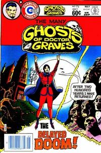 Cover Thumbnail for The Many Ghosts of Dr. Graves (Charlton, 1967 series) #72