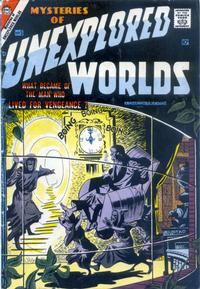Cover Thumbnail for Mysteries of Unexplored Worlds (Charlton, 1956 series) #5