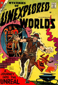 Cover Thumbnail for Mysteries of Unexplored Worlds (Charlton, 1956 series) #6