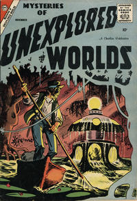 Cover Thumbnail for Mysteries of Unexplored Worlds (Charlton, 1956 series) #10
