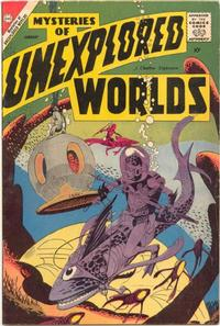 Cover Thumbnail for Mysteries of Unexplored Worlds (Charlton, 1956 series) #11