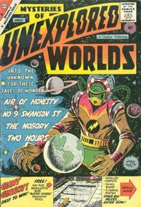 Cover Thumbnail for Mysteries of Unexplored Worlds (Charlton, 1956 series) #14