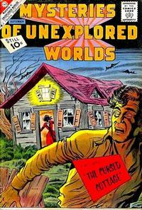 Cover Thumbnail for Mysteries of Unexplored Worlds (Charlton, 1956 series) #26