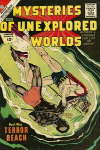 Cover Thumbnail for Mysteries of Unexplored Worlds (Charlton, 1956 series) #31