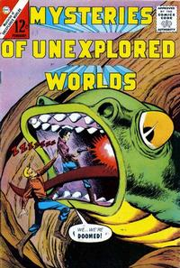 Cover Thumbnail for Mysteries of Unexplored Worlds (Charlton, 1956 series) #34