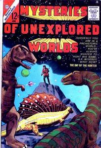 Cover Thumbnail for Mysteries of Unexplored Worlds (Charlton, 1956 series) #36
