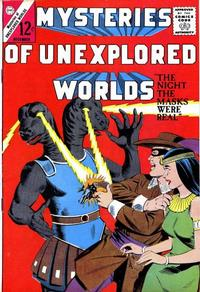 Cover Thumbnail for Mysteries of Unexplored Worlds (Charlton, 1956 series) #39