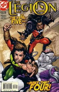 Cover Thumbnail for The Legion (DC, 2001 series) #16