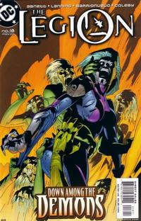 Cover Thumbnail for The Legion (DC, 2001 series) #18