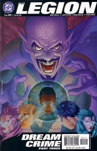 Cover Thumbnail for The Legion (DC, 2001 series) #21