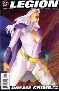 Cover Thumbnail for The Legion (DC, 2001 series) #22