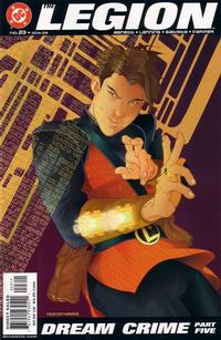 Cover Thumbnail for The Legion (DC, 2001 series) #23