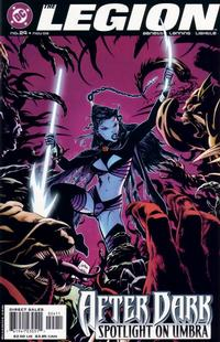 Cover Thumbnail for The Legion (DC, 2001 series) #24