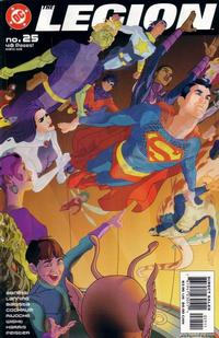 Cover Thumbnail for The Legion (DC, 2001 series) #25