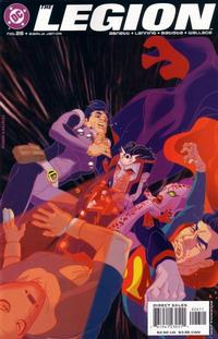 Cover Thumbnail for The Legion (DC, 2001 series) #26