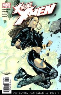 Cover Thumbnail for X-Treme X-Men (Marvel, 2001 series) #26