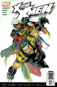 Cover Thumbnail for X-Treme X-Men (Marvel, 2001 series) #27