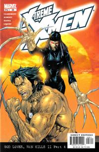 Cover Thumbnail for X-Treme X-Men (Marvel, 2001 series) #28