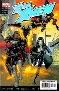Cover Thumbnail for X-Treme X-Men (Marvel, 2001 series) #29