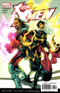 Cover Thumbnail for X-Treme X-Men (Marvel, 2001 series) #30