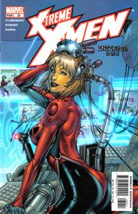 Cover Thumbnail for X-Treme X-Men (Marvel, 2001 series) #32 [Direct Edition]