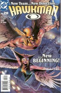 Cover Thumbnail for Hawkman (DC, 2002 series) #28