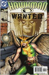 Cover Thumbnail for Hawkman (DC, 2002 series) #30