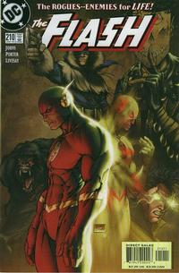 Cover Thumbnail for Flash (DC, 1987 series) #210