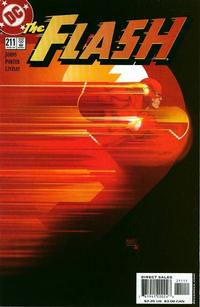 Cover Thumbnail for Flash (DC, 1987 series) #211