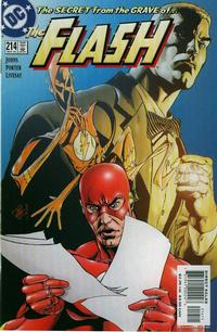 Cover Thumbnail for Flash (DC, 1987 series) #214