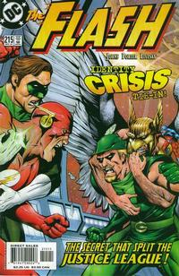 Cover Thumbnail for Flash (DC, 1987 series) #215