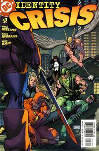 Cover Thumbnail for Identity Crisis (DC, 2004 series) #3 [First Printing]