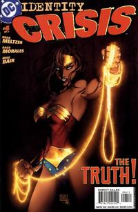 Cover Thumbnail for Identity Crisis (DC, 2004 series) #4 [First Printing]