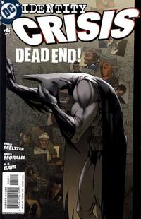 Cover Thumbnail for Identity Crisis (DC, 2004 series) #6 [First Printing]
