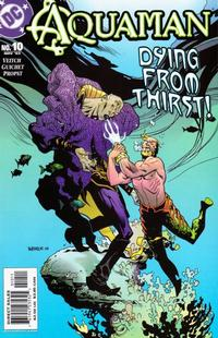 Cover Thumbnail for Aquaman (DC, 2003 series) #10